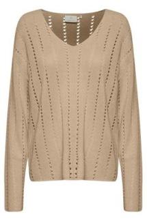 KAbarte V-Neck Pullover - KAbarte V-Neck Pullover XS
