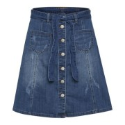 AlmaCR Denim Skirt