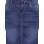KammaCR Denim Skirt