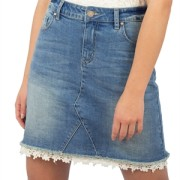 VENEZIA SKIRT BLUE DENIM