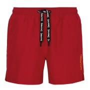 Nelson Swim shorts, Vinröd