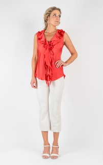 Nelly short coral - Nelly short coral S