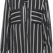 Kababara Blouse Stripe