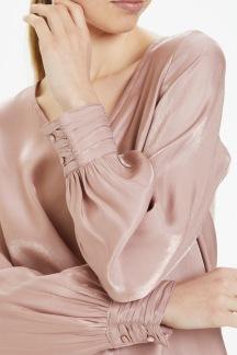 CrMagda blouse 2 färger - CrMagda blouse rose 36
