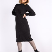 JACKIE DRESS BLACK