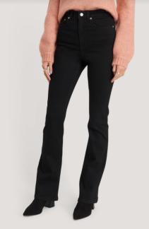 Skinny Bootcut Jeans - Skinny Bootcut Jeans 34
