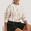 Animal knitted round neck - Animal knitted L