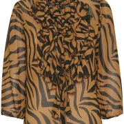 LillySZ 3/4 Shirt zebra skin