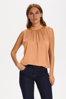 AileenSZ Top pecan brown - AileenSZ Top XS