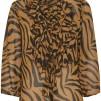 LillySZ 3/4 Shirt zebra skin - LillySZ 3/4 Shirt XL