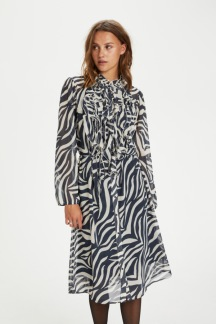 LillySZ Dress zebra - LillySZ Dress zebra XS