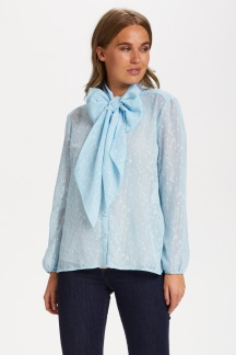ElenoraSZ Shirt blue - ElenoraSZ Shirt xs