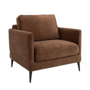 ANDORRA Lounge chair