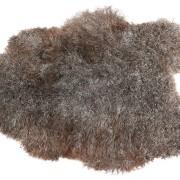 Sanda svenskt fårskinn 1 skinn 100x60cm Natur