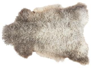 Sanda svenskt fårskinn 1 skinn 100x60cm Ljus - Sanda svenskt fårskinn