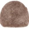Judith stolsdyna vadderad 34x36cm - Stone