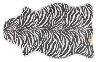 Lisbeth printat fårskinn 1 skinn 100x60cm Zebra - Lisbeth