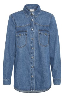 KAkeisha denim shirt - KAkeisha denim shirt  34