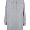 Malle Sweat Dress - Grey - Malle Sweat Dress - Grey XL