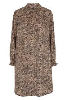 Silje dress - Leopard - Silje dress M
