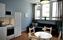 Vardagsrum/kök i 4-bäddsläghet