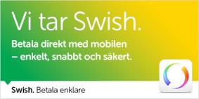 Kom igång med swish - smidigt - klicka på bilden