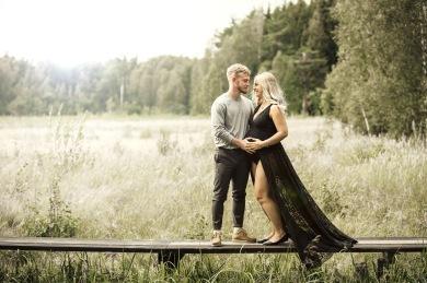 gravidfotografering Borlänge och Falun