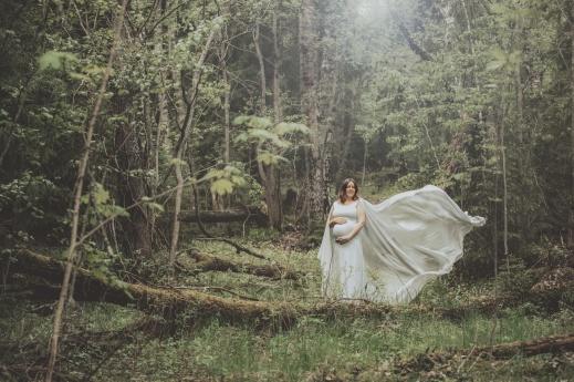 Gravidfotografering Falun