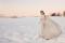 Gravidfotograf vinter Dalarna