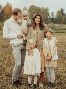 familjefotografering Dalarna