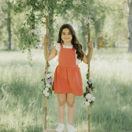 barnfotograf utomhus