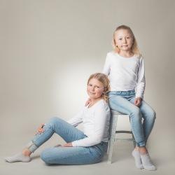 syskonfotografering Dalarna