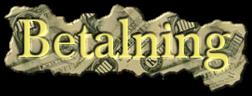 Betalning igelberg