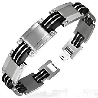 Armband 21,5 cm*13 mm Rostfritt Stål ARF3104