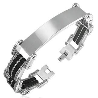 Armband 20,5 cm*14,5 mm Rostfritt Stål ARF3106