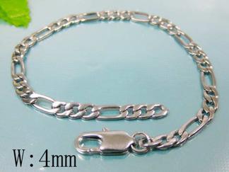 Armband 20 cm*4 mm Rostfritt Stål ARF3139