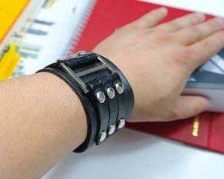 Armband Läder AL4113 - Armband Läder