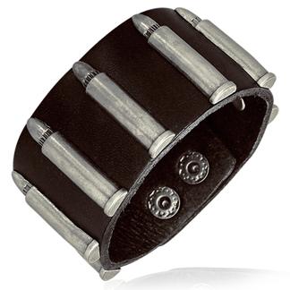 Armband Läder AL4142 - Armband Läder