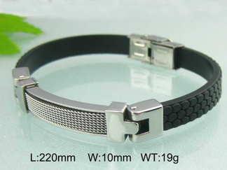 Armband Gummi ASG5103