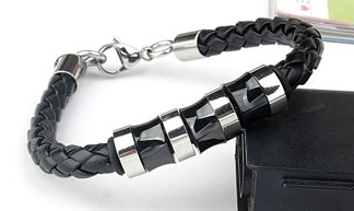 Armband Läder AL4117 - Armband Läder
