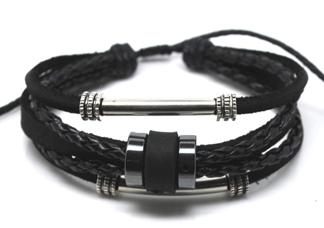 Armband Läder AL4102 - Armband Läder