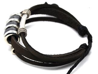 Armband Läder AL4100 - Armband Läder