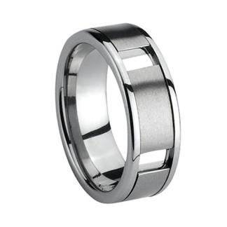 Ring Tungsten RTS1110 - Ring Tungsten US size 8