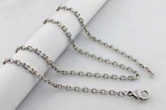 Halsband 60 cm*3,5 mm Rostfritt Stål HRF3103 - Halsband/Kedja 60 cm * 3,5 mm