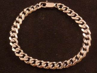 Armband 19,5 cm*7 mm Rostfritt Stål ARF3152