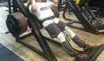 Micke hack-squat