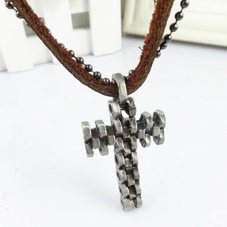 Halsband Läder HL4107