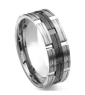 Ring Tungsten RTS1123