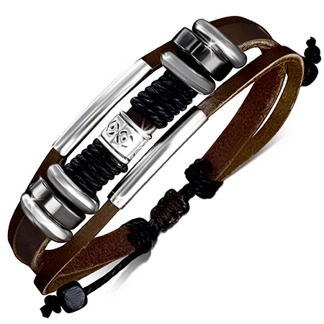 Armband Läder AL4145