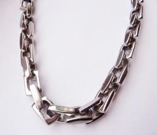 Halsband  Rostfritt Stål 60 cm * 10 mm HRF3133